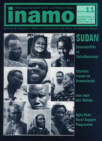Inamo #11/1997: Sudan- Dauerkonflikt im Vielvölkerstaat