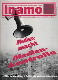 Inamo #12/1997: Medienmacht – Medienkontrolle