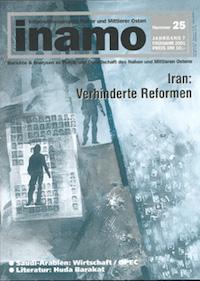 Inamo #25/2001: Iran: Verhinderte Reformen
