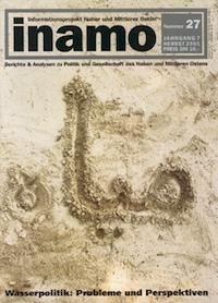 Inamo #27/2001: Wasserpolitik: Probleme und Perspektiven