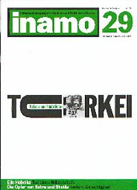 Inamo #29/2002: Türkei – Krisen und Umbrüche