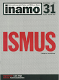 Inamo #31/2002: Islamismus