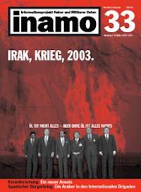 Inamo #33/2003: Irak, Krieg, 2003