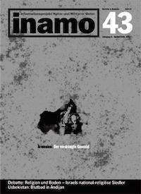 Inamo #43/2005: Armenien- Der verdrängte Genozid