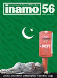 Inamo #56/2008: Pakistan – Viele Fronten
