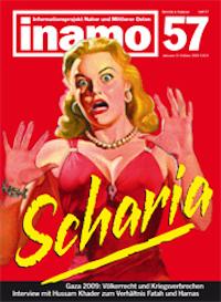 Inamo #57/2009: Scharia