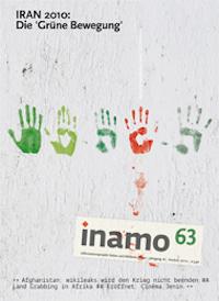 inamo, Heft 63: Iran: Die Grüne Bewegung