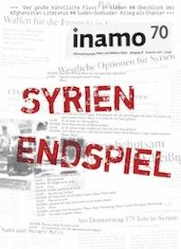 inamo, Heft 70: Syrien Endspiel