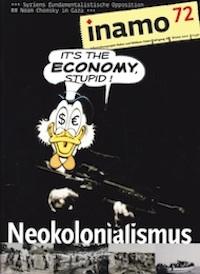 inamo, Heft 72: Neokolonialismus