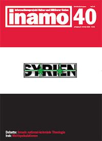 Inamo #40/2004: Syrien