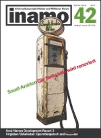 Inamo #42/2005: Saudi Arabien