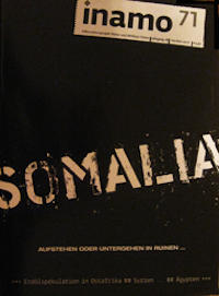 inamo, Heft 71: Somalia, Aufstehen oder Untergehen in Ruinen