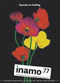 inamo, Heft 77: Tunesien – Frühling