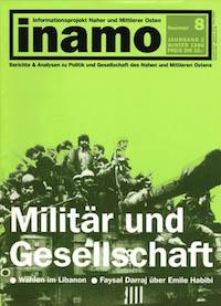 Inamo #8/1996: Militär und Gesellschaft