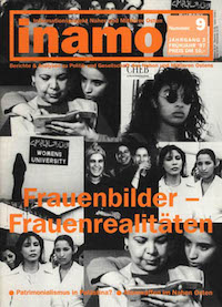 Inamo #9/1997: Frauenbilder – Frauenrealitäten