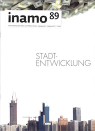 inamo 89, Stadtentwicklung